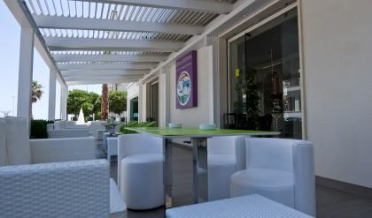 Terrasses de restaurants et de plages