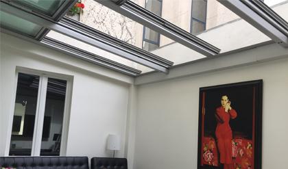 Terrasse optimisée